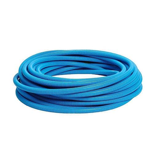 Carlon Half  in. x 25 ft. Electrical Nonmetallic Tubing Conduit Coil, Blue
