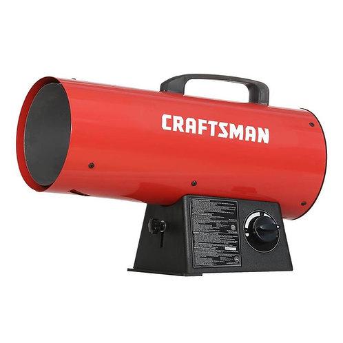 CRAFTSMAN 60000-BTU Portable Forced Air Propane Heater