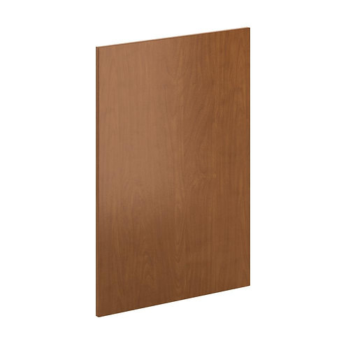 23.25x34.5x.125 in. Kitchen Cabinet Flush-Fit End Panel in Cognac (2-Pack)