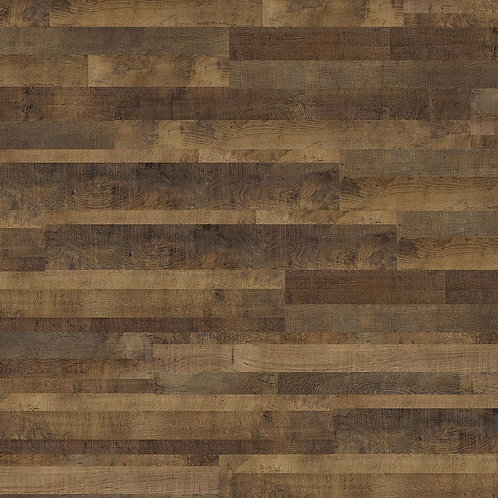 HDC Madison Barnwood 8mm Thick x 8.03 in. Wide x 47.64 in. Length Laminate Floor