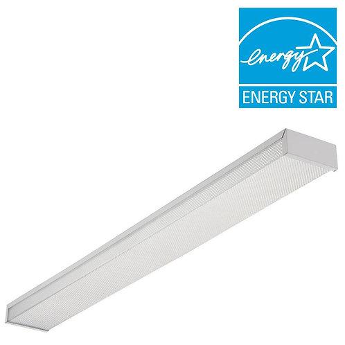 3348 2L32W WRAP 2-Light White Utility Light