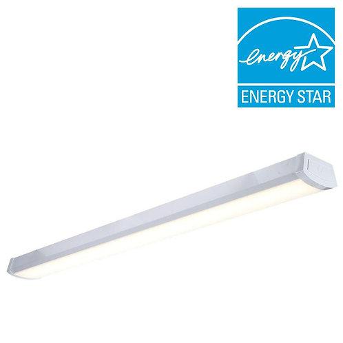FMLWL 48 840 4 ft. White LED Flushmount Wraparound Light