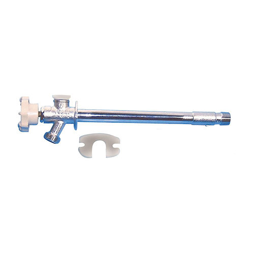 American Valve 10 in. x 10 in. Frostfree Sillcock with Vac-Si