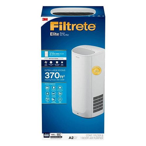 Filtrete Room Air Purifiers 4-Speed 370-sq ft True HEPA Air Purifier