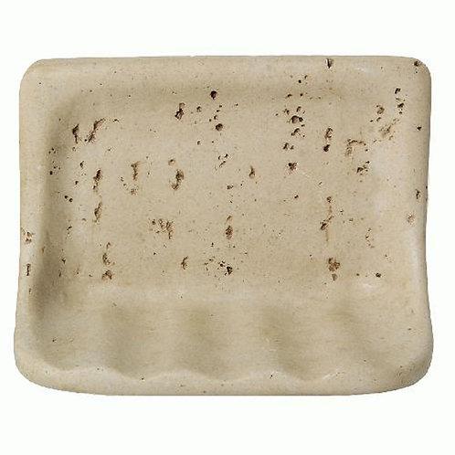 Daltile Bath Accessories 4-5/16 in. x 6-5/16 in. Resin Soap Dish