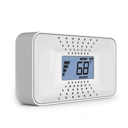 First Alert 10-Year Battery Carbon Monoxide Alarm with Digital Temperature Displ