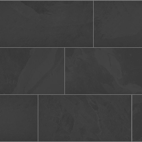Galactic Slate 12 in. x 24 in. Porcelain Floor and Wall Tile (13.62 sq. ft/ case