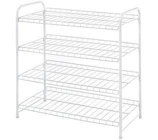 Whitmor 6023-4139-Cb 4 Tier Closet Shelf