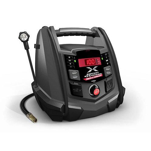 Battery Extender 12-Volt, 1,200 Amp Battery Jump Starter