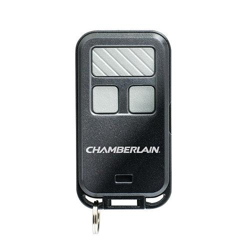 Chamberlain 3-Button Keychain Garage Door Remote Control