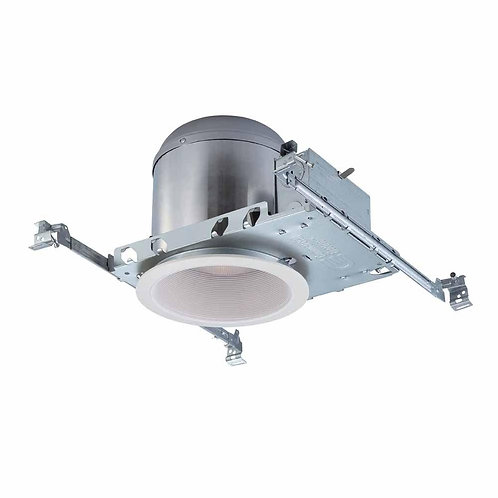CE 6 in. White Recessed Lighting Housings and Trims (6-Pack)