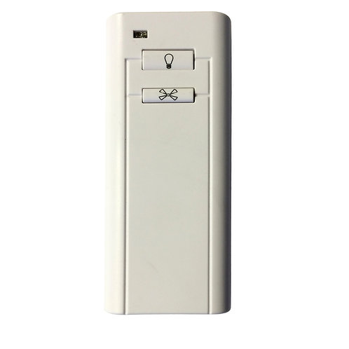 Harbor Breeze Off-White Handheld Universal Ceiling Fan Remote Contro