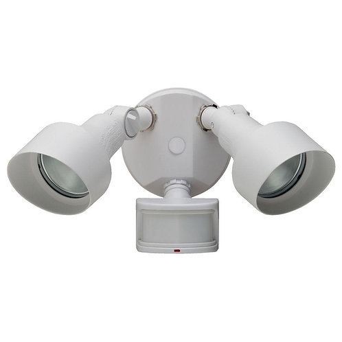 Defiant 270-Degree White Motion Outdoor Security-Light
