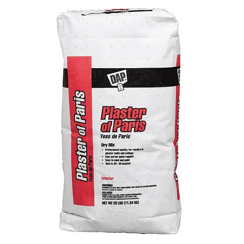 DAP 25 lbs. White Dry Mix Plaster of Paris