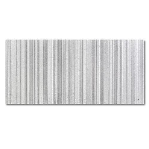 GAF WeatherSide Profile12 12 in. x 24 in. Fiber Cement Shingle Siding