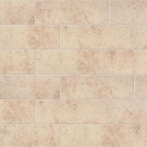 Daltile Briton Bone 4 in. x 12 in. Ceramic Wall Tile