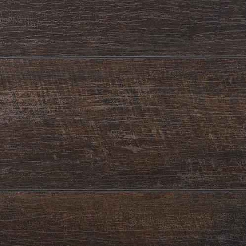 HDC San Leandro Oak 12 mm Thick x 6-1/3 in. Wide x 50-5/8 in. Length Laminate Fl