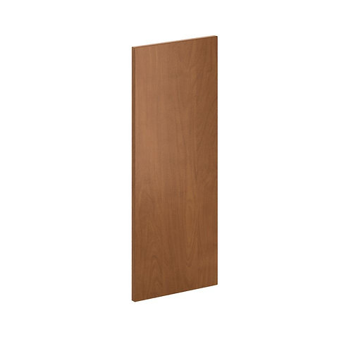 12x30x.125 in. Kitchen Cabinet Flush-Fit End Panel in Cognac (2-Pack)