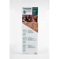 CedarSafe Aromatic Cedar Natural Closet Liner Planks