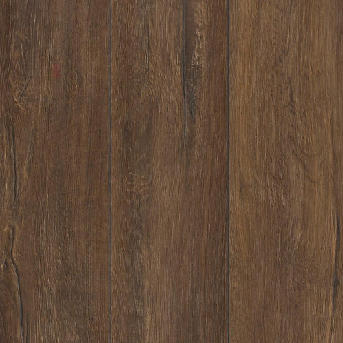 HDC Hayes River Oak 12mm Thick x 7-9/16 in. Wide x 50-5/8 in. Length Water Resis