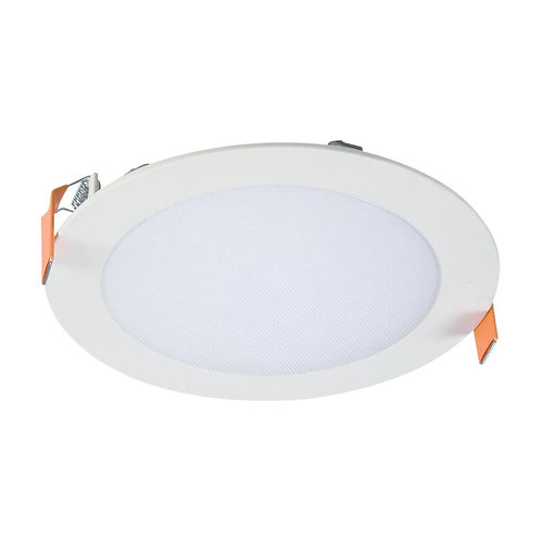 Halo HLB 6 in. Selectable CCT New Construction or Remodel Canless Recessed Integ