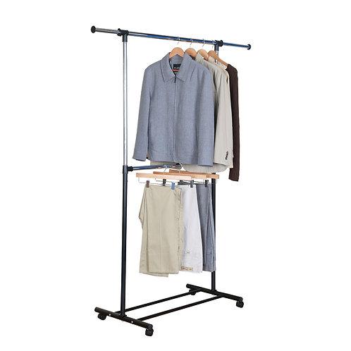 2 Tier Garment Rack