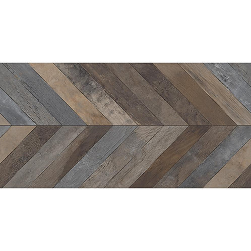 Emser Velocity Pulse Matte 17.4 in. x 35.04 in. Porcelain Floor and Wall Tile (8