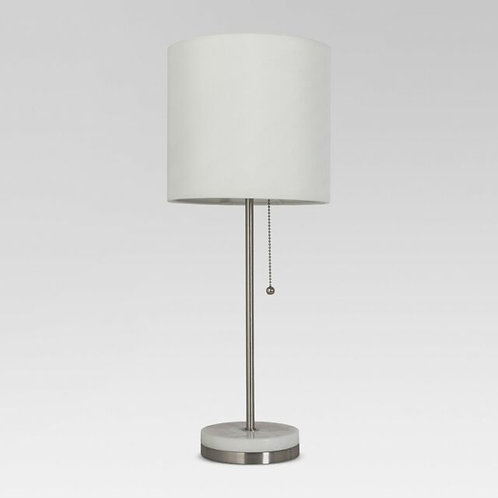Hayes Marble Base Stick Lamp - Project 62