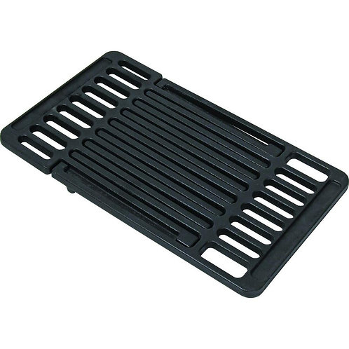8 x 20 in. Adjustable Cast Iron Cooking Grate
