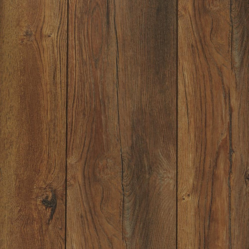 HDC Yorkhill Oak 12 mm Thick x 7-7/16 in. Wide x 50-5/8 in. Length Laminate Floo