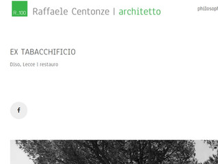 Architect Raffaele Centonze, the creative mind behind Masseria Diso