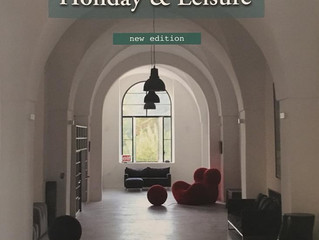 "Masseria Diso featured in the book ""Puglia Holiday & Leisure"""