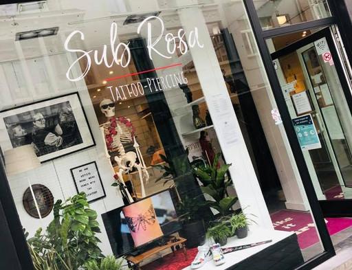 Sub Rosa Shop