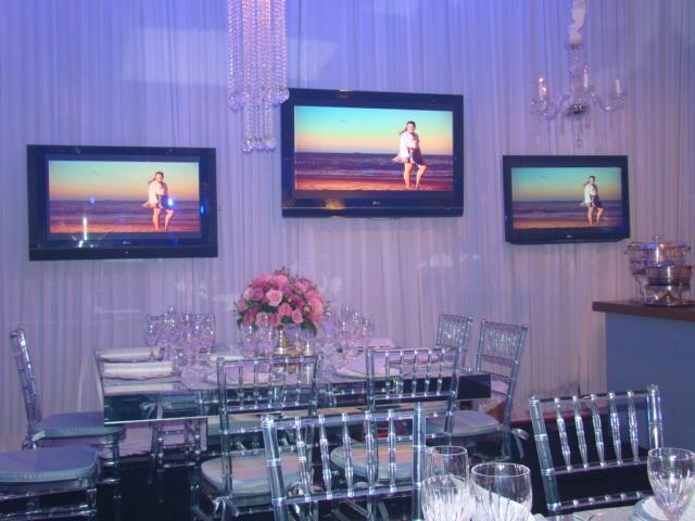 TVs de Plasma/LED/LCD