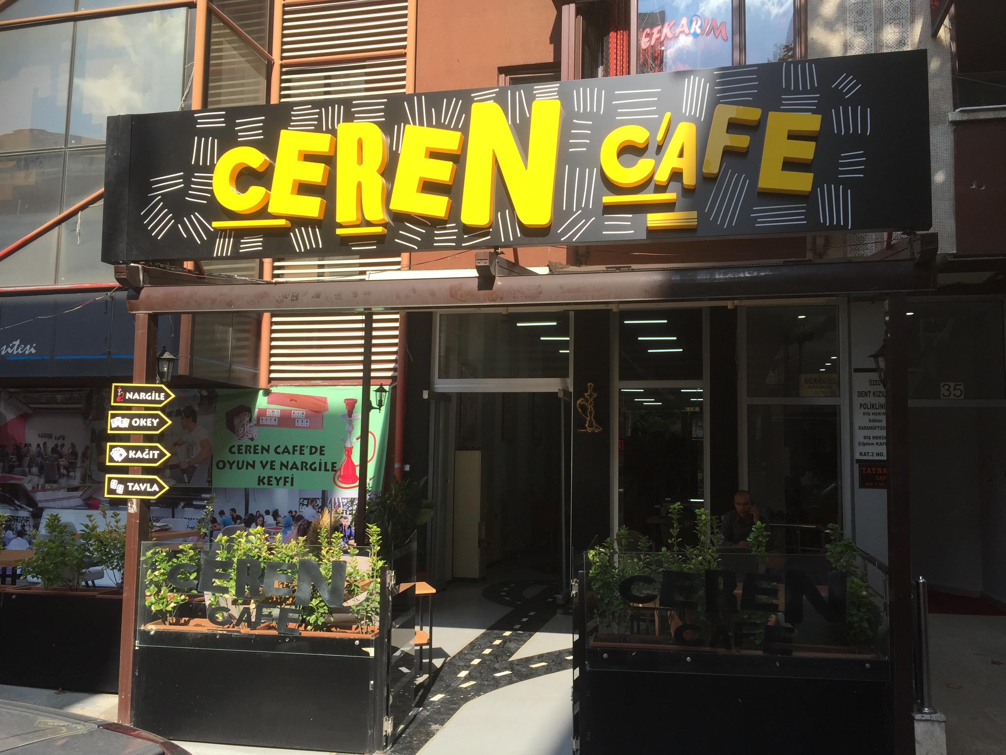 CEREN CAFE
