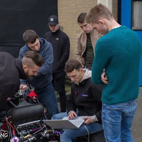 Spark Ignition Timing Testing
