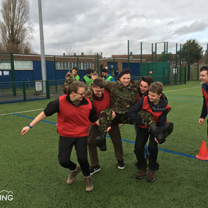 Military Style Team Building