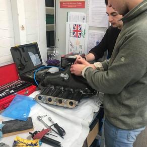 Air Intake Leak Testing