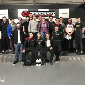 Go Karting Team Building