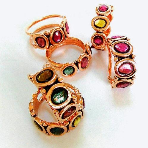 Multi-Gem Rings