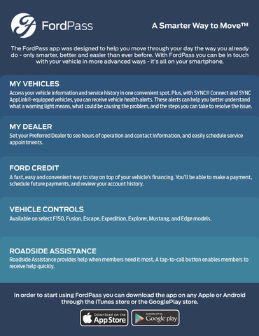 MOM-349 8x10 Ford Pass App Benefits (12-