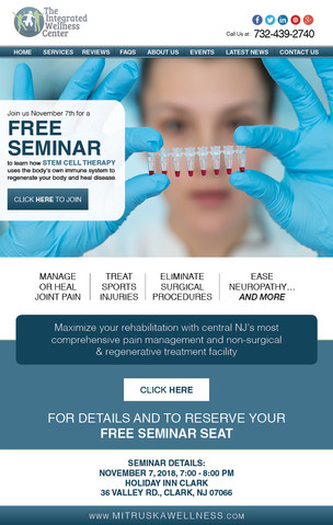 IWC-100 November 7 Seminar Email (10-30-