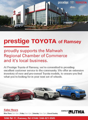 PRT-126 7x9.5 Mahwah Chamber Sales Ad (2