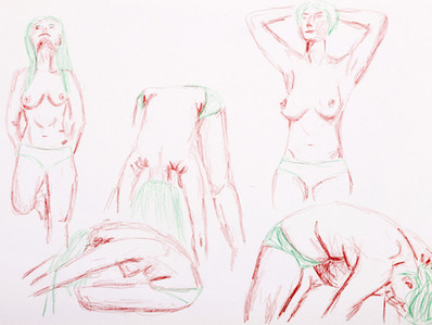 Life Drawing Updates