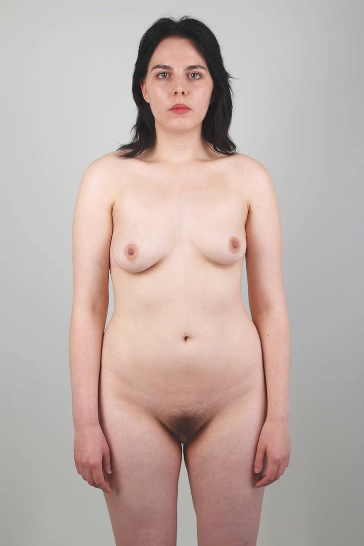 Neutral Nudes Alanna A