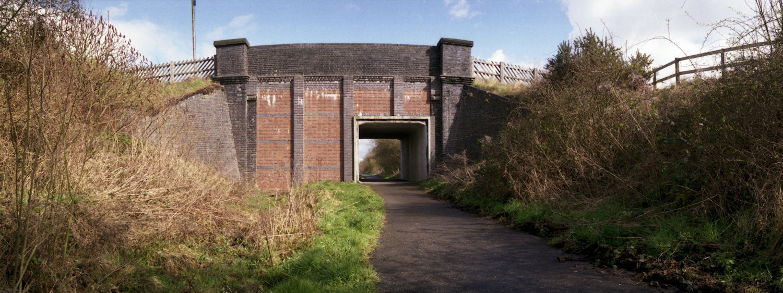 Lancashire, Derbyshire and East Coast Railway bridge 1