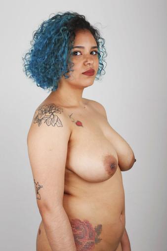 Neutral Nudes Renata F