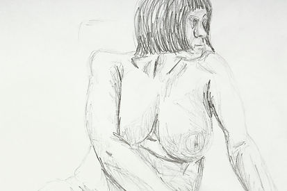 Life Drawing, 2015 - Uni II