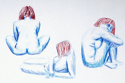 Life Drawing, 2015 - Uni V