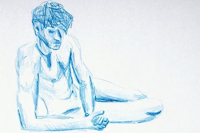 Life Drawing, 2015 - Uni VI